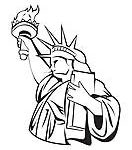 Statue of Liberty Cliparts