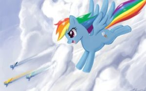Rainbow Dash PNG