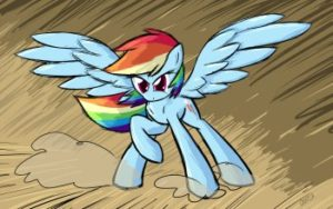 Pictures of Rainbow Dash Download