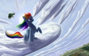 Pictures of Rainbow Dash 4K