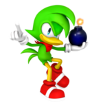 Bean the Dynamite PNG