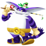 Big the Cat & Froggy PNG