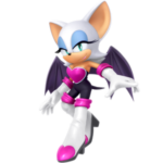 Rouge the Bat PNG