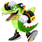 Vector the Crocodile PNG