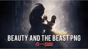 beauty and th beast png