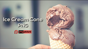 Ice cream cone png
