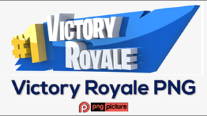 victory royale png List