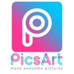 picsart logo transparent