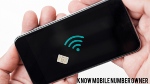 How to Find Any Mobile Number Owner details
